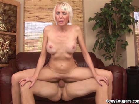 Hot Blonde Milf Loves Fucking Younger Men Free Porn