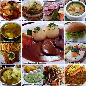 German Foods Discover the German Cuisine & traditional