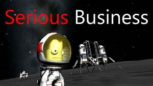 Kerbal Space Program: Serious Business - YouTube