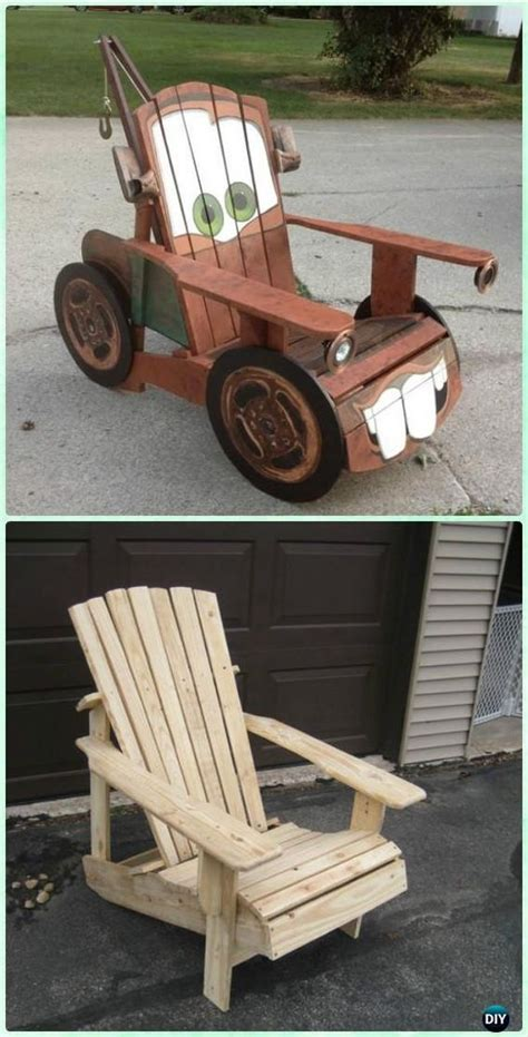 diy adirondack chair  plans instructions woodworking