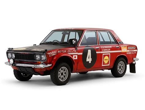 Datsun 510 Rally by Nissan Datsun Bluebird 510 2 1968 Racing Cars