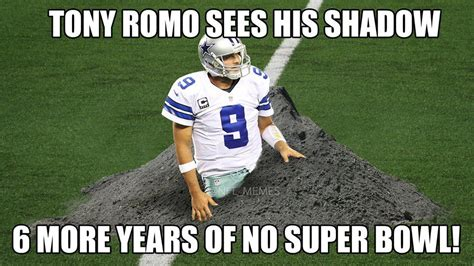 Funny Tony Romo Memes - hate the cowboys quotes and funny sayings pinterest