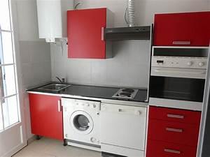 Cuisine Pour Studio : cuisine am nag e pour studio ~ Premium-room.com Idées de Décoration