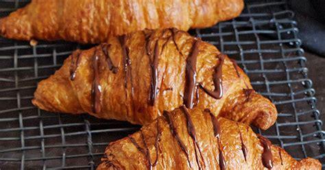 schoko croissants rezept kuechengoetter