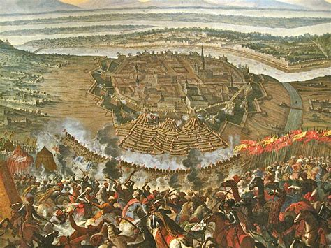 pouf siege 5 defining historical battles