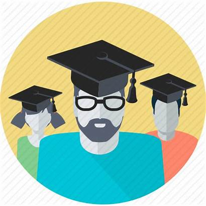 Education Students Avatar Icon Learning Profile Icons
