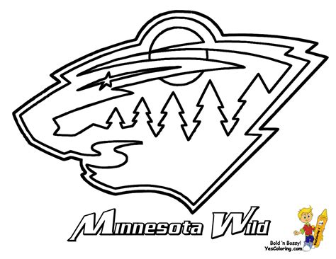 nhl coloring pages hockey coloring pictures nhl hockey west
