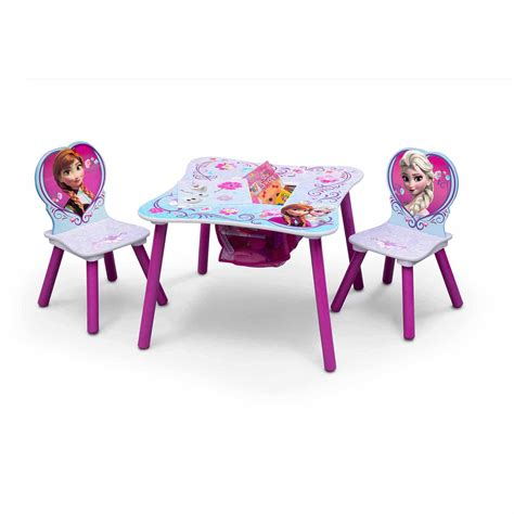 crayola wooden table and chair set canada toddler desk chair with storage bin size of