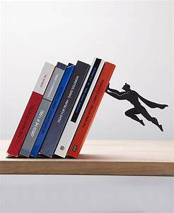 Cool Shelf that Looks Like A Superhero is Lifting Your