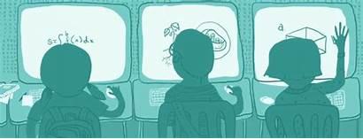 Technology Digital Adaptive Using Learning Future Intelligent