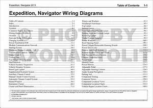 Expedition Lincoln Navigator Wiring Diagram Manual Original