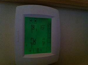 Honeywell Thermostat Says Wait