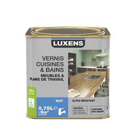 vernis plan de travail cuisine vernis cuisine et bain vernis cuisine et bains luxens 0