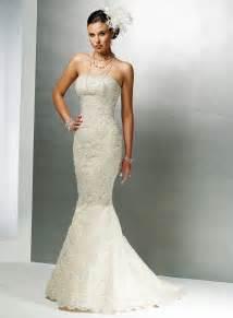 mermaid lace wedding dresses mermaid wedding dresses an choice for brides