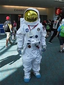 Deluxe Apollo Astronaut Full Space Suit Replica ...