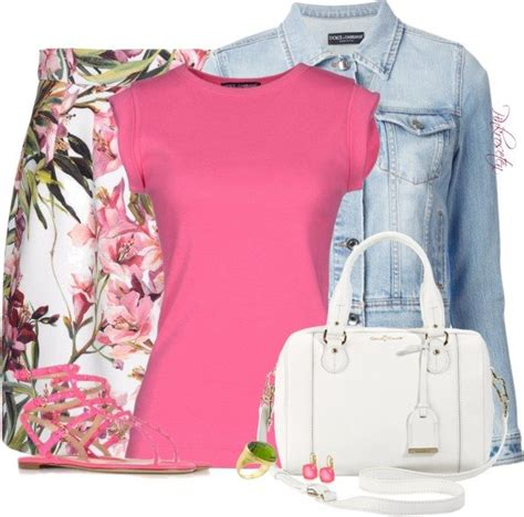 cute polyvore combination  perfect easter outfits