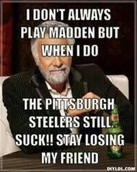 Funny Pittsburgh Steelers Memes - 486 best sports images on pinterest football humor soccer humor and football stuff
