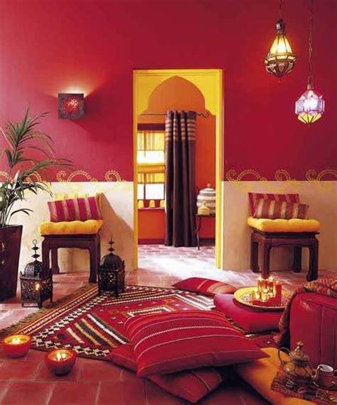 chambre artisanat maroc artisanat marocain déco plafond platre