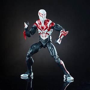 Marvel Legends Sandman Wave Spider-Man 2099 Version 2 ...