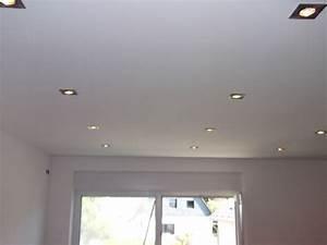 Spots In Der Decke : licht aus spot an umbau beleuchtung decke elektrik halogen spots das st bbenhaus ~ Markanthonyermac.com Haus und Dekorationen