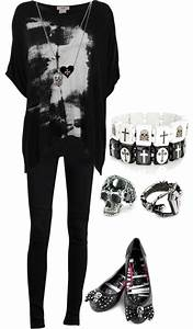 U0026quot;Untitled #574u0026quot; by bvb3666 liked on Polyvore | My fashion | Pinterest | Emo Punk outfits and ...