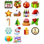 Icon Icons Christmas Clipart Chinese Vector Library