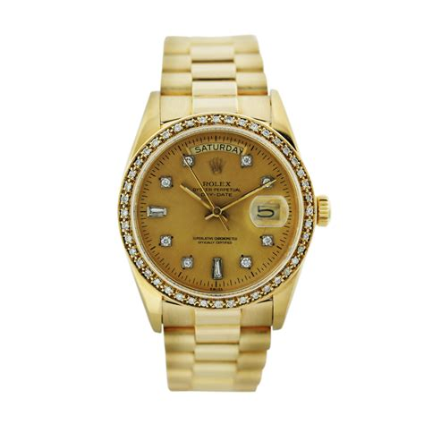 Presidential Gold Rolex Watches