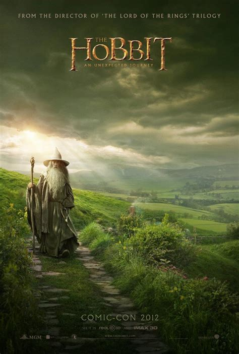 hobbit part   martin freeman  trailer  posters plot cast