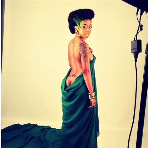 Kelly Khumalo Goes Nude Daily Sun