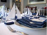 nautical theme decor Putting Together a Little Nautical Party   Sharpteam Blog