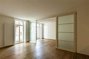 Fabriquer Sa Porte Coulissante Sur Mesure : portes coulissantes en verre sur mesure miroiterie ~ Premium-room.com Idées de Décoration