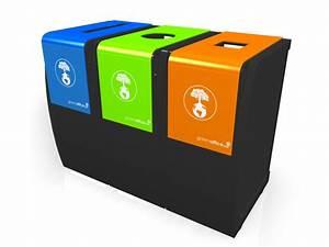 Poubelle De Tri Selectif : poubelle tri pas cher ~ Farleysfitness.com Idées de Décoration