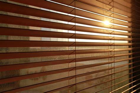Wooden Venetian Blinds by Shutterstock 60676891