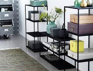 House Doctor Papiersterne : open zwarte kast rack model a house doctor incl ~ Michelbontemps.com Haus und Dekorationen