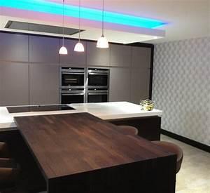 Eclairage Plafond Cuisine : id es d 39 clairage de cuisine moderne en 25 exemples ~ Edinachiropracticcenter.com Idées de Décoration
