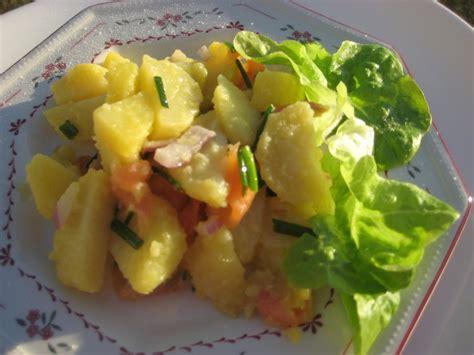 salade d ete pomme de terre et saumon fume audrey kitchen