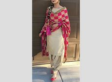 Boutique suit simple punjabi suit Pinterest Boutique