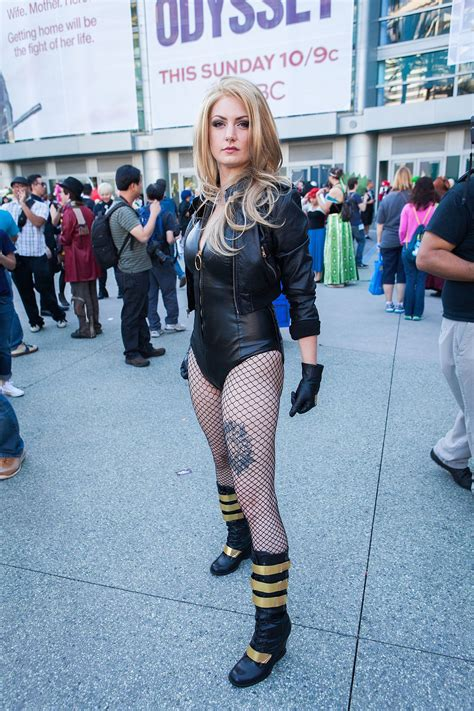 black canary wikipedia