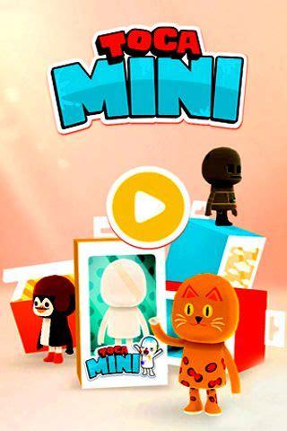 toca mini iphone game   ipa  ipad
