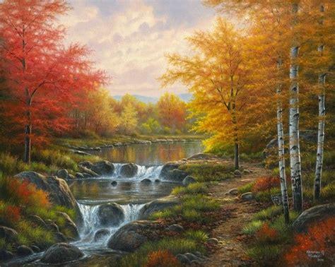 176 Best Bob Ross Paintings Images On Pinterest
