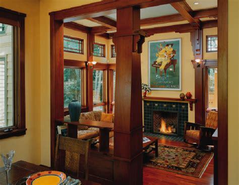 craftsman style interiors ideas  pinterest