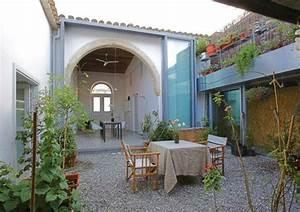 Aménagement extérieur cour arrière et terrasse