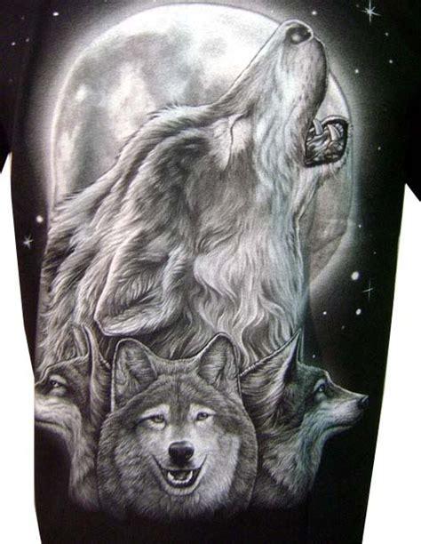 wolf  full moon tattoo   ankle fresh  tattoos