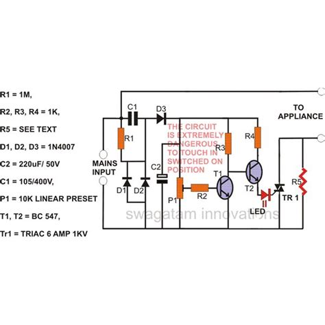 whole house filter how to build a mains surge protector device