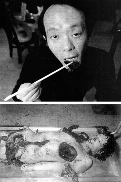Issei Sagawa In 1981 Murdered & Ate A Dutch Woman(renée
