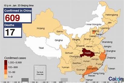 China Coronavirus Cases South Korea Worldwide Caixin