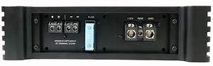 Rockville Dbm12 2000w 2 Boat Mono Amplifier