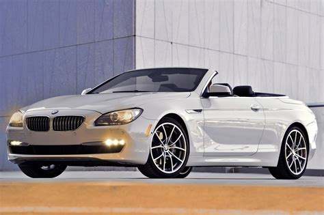Used 2014 Bmw 6 Series Convertible Pricing  For Sale