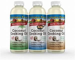 Real Food Traveler Carrington Farms Coconut Oil: Healthy ...
