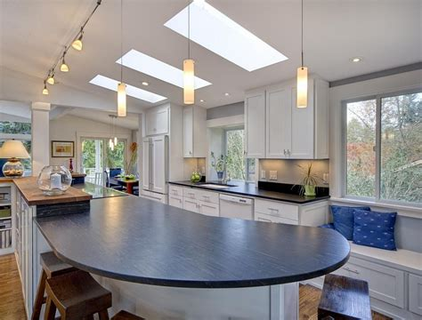 lighting fixtures for kitchen island vaulted ceiling lighting ideas to beautify you home design